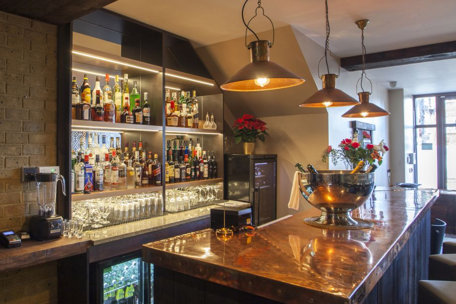 Moreishly Modern Indian Cuisine at Grand Trunk Road, South Woodford