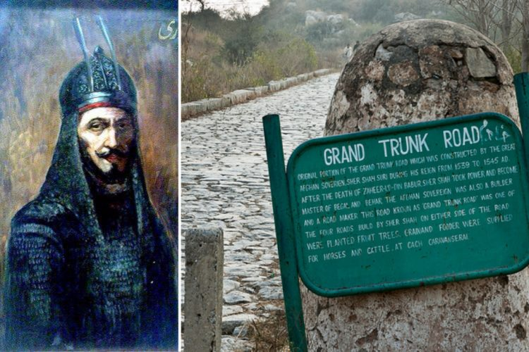 History of Grand Trunk Road