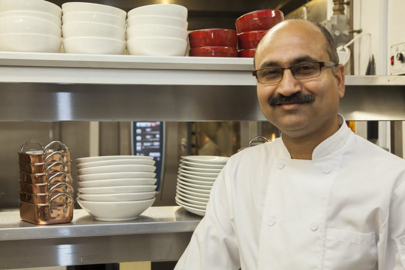 Grand Trunk Road Head Chef to be Presented Best Chef Award at Parliament Ceremony