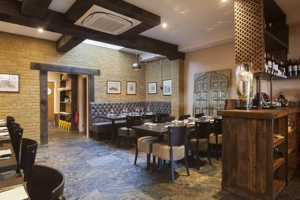 Mayfair team head east with fine-dining Indian restaurant Grand Trunk Road